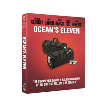 Ocean's Eleven  Ed Iconic - Blu-Ray