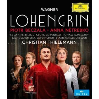 Lohengrin (Blu-Ray)