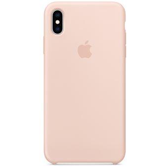 Funda Silicone Case Rosa Arena para iPhone Xs Max