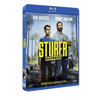 Stuber Express Blu-Ray