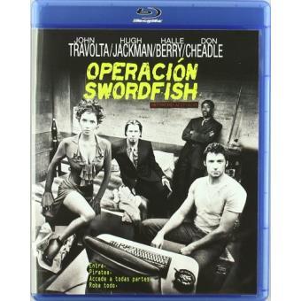 Operación Swordfish - Blu-Ray