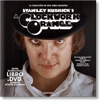 Stanley Kubrick. La naranja mecánica - Libro + DVD + Póster
