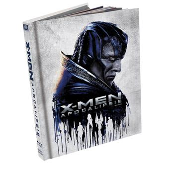 X-Men Apocalipsis - Blu-Ray - Digibook