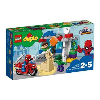 LEGO Duplo Marvel Super Heroes Spiderman & Hulk Adventures