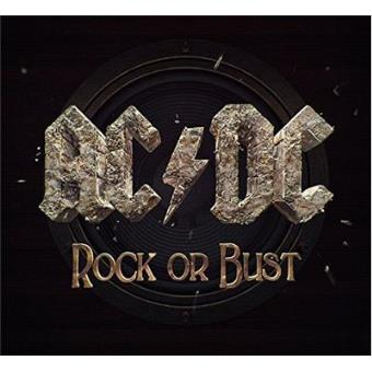 Rock Or Bust - Vinilo
