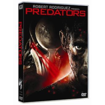 Predators + Copia digital - DVD