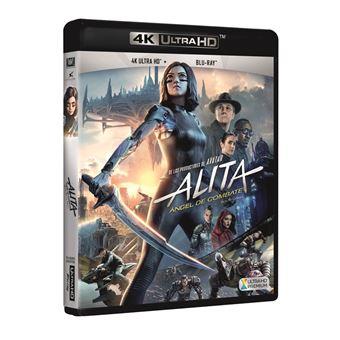 Alita: Ángel de combate - UHD+ Blu-Ray