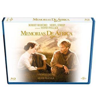 Memorias de África - Blu-Ray Ed Horizontal