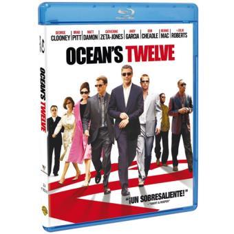 Ocean's Twelve - Blu-Ray
