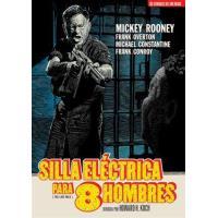 Silla eléctrica para 8 hombres V.O.S. - DVD