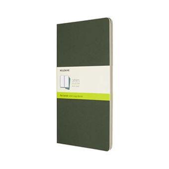 Cahier Journals Moleskine XL Liso Verde Mirto