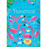 Mi pequeño libro de pegatinas - Flamencos