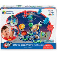 Set de construcción Space Explorers