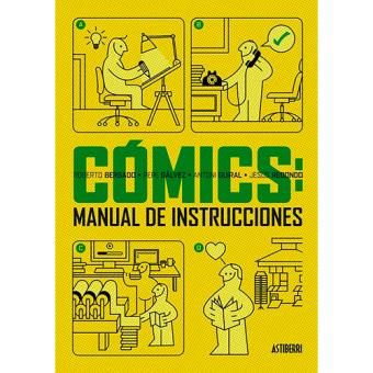 Comics. Manual de instrucciones
