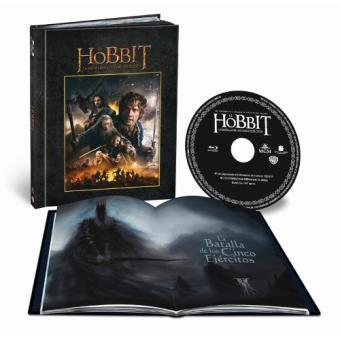 El Hobbit 3. La batalla de los cinco ejércitos - Digibook - Blu-Ray