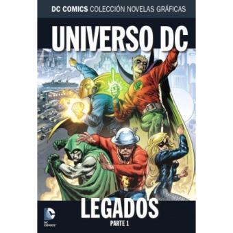 Legados 1 (Primera Parte) Universo DC