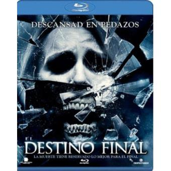 El destino final 4 - Blu-Ray + 3D