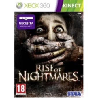 Rise Of Nightmares Kinect Xbox 360 Para Los Mejores Videojuegos Fnac