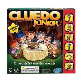 Cluedo Junior Juego De Mesa 5 En Libros Fnac