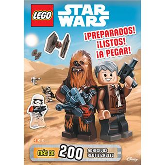 Lego Star Wars - ¡Preparados! ¡Listos! ¡A jugar!