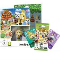 Animal Crossing: Amiibo Festival (incluye 2 Amiibos + 3 Tarjetas) WiiU