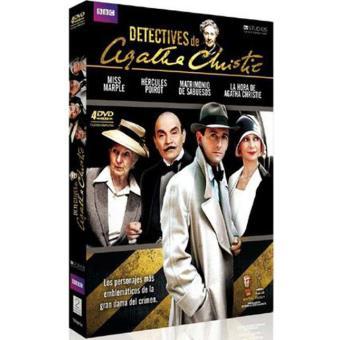 Pack Detectives de Agatha Christie - DVD
