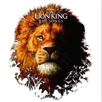 The Lion King - The Songs B.S.O. - Vinilo