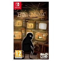 Beholder CE: Collector's Edition Nintendo Switch