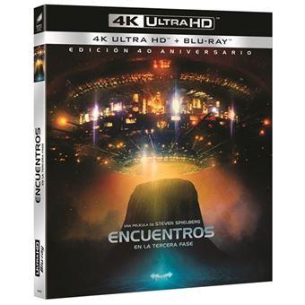 Encuentros en la Tercera Fase - UHD + Blu-Ray