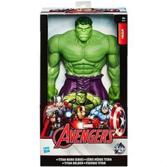 Figura Vengadores Hulk Titán