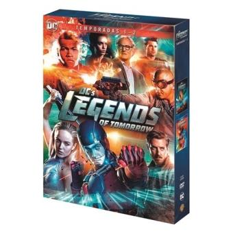Legends Of Tomorrow - Temporada 1 - 2 - DVD