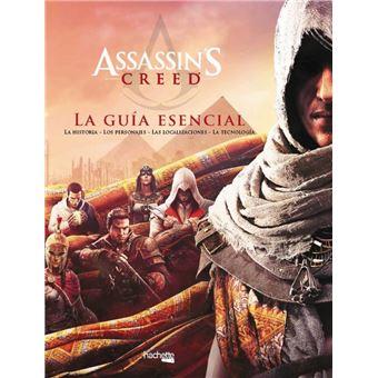 Assassin's creed-la guia esencial