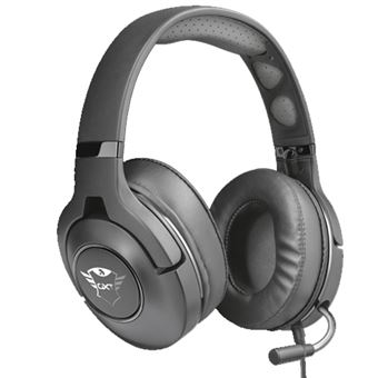 Headset gaming Trust GXT 420 Negro