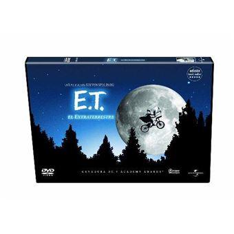 E.T. El extraterrestre -  DVD Ed Horizontal