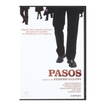 Pasos - DVD