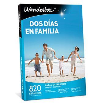 Caja Regalo Wonderbox - Dos días en familia