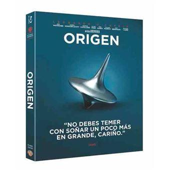 Origen  Ed Iconic - Blu-Ray