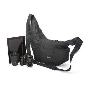 Bolsa para cámaras Lowepro Passport Sling III negra