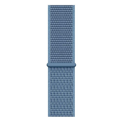 Correa Apple Watch S4 Loop deportiva Azul cabo (40 mm)