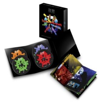 Tour Of The Universe: Barcelona 20 / 21.11.09 (Edición Deluxe)