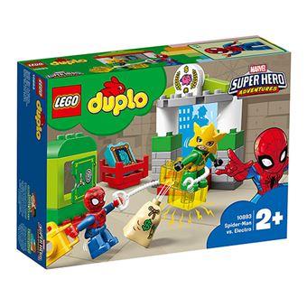 LEGO DUPLO Marvel Super Heroes 10893 Spider-Man vs. Electro