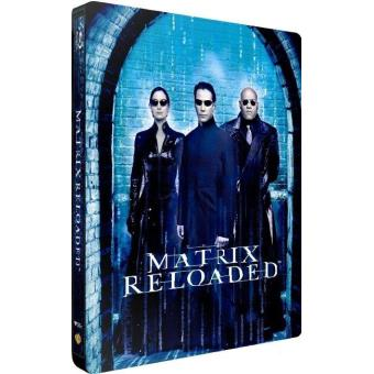 Matrix Reloaded - Steelbook Blu-Ray