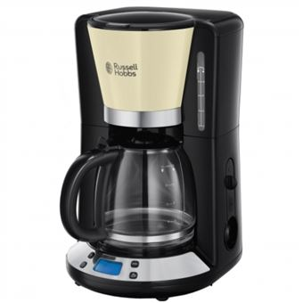 Cafetera Russell Hobbs Colours Plus+ Crema