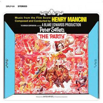 The Party (El guateque) B.S.O. - Vinilo en color