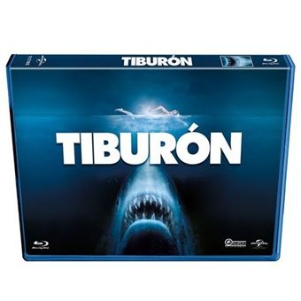 Tiburón - Blu-Ray Ed Horizontal