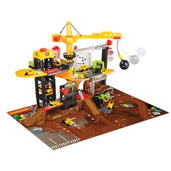 Playset de construcción Simba 4 vehículos