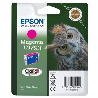 Epson T0793 Tinta magenta