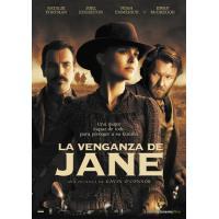 La venganza de Jane - DVD