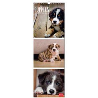 Calenadio 2020 Legami Puppies - 16x49cm
