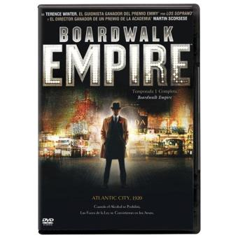 Boardwalk EmpireBoardwalk Empire - Temporada 1 - DVD